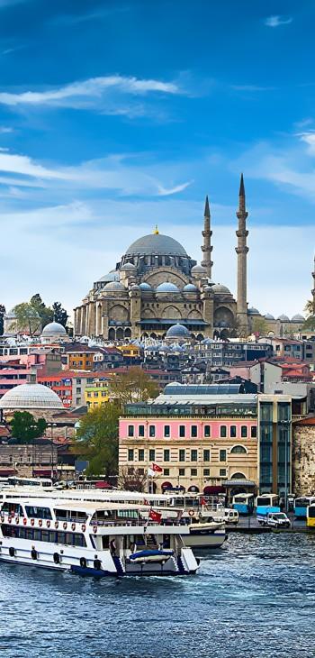 برنامج سياحي في اسطنبول لمدة 6 أيام / 5 ليالي